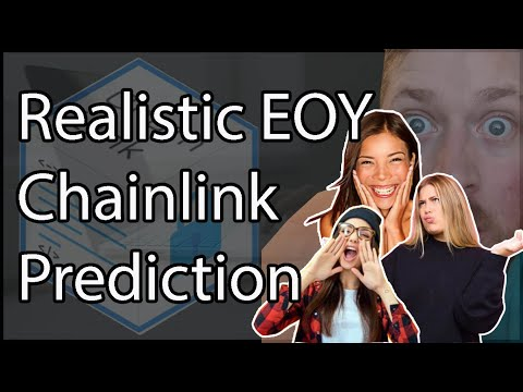 CHAINLINK - Mid-term and EOY price predictions - With a GIVEAWAY