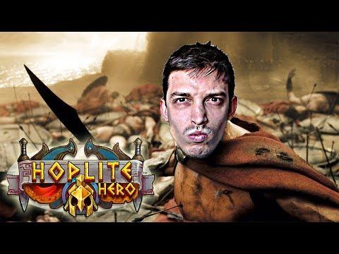 СПАРТАНЦИ ДА СМЕ! - Hoplite Hero