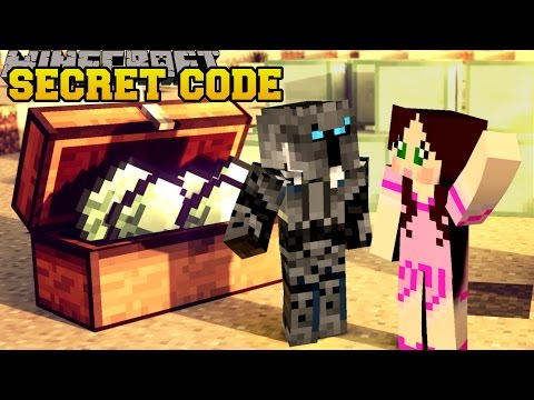 Minecraft: THE SECRET CODE - CRACK THE SAFE - Custom Map [2]