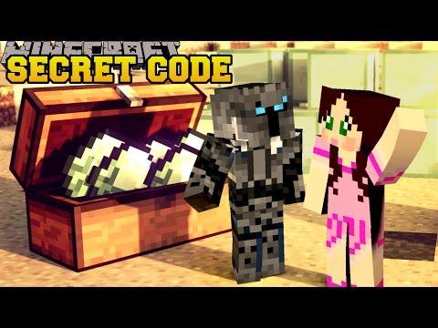Minecraft: THE SECRET CODE - CRACK THE SAFE - Custom Map [2]