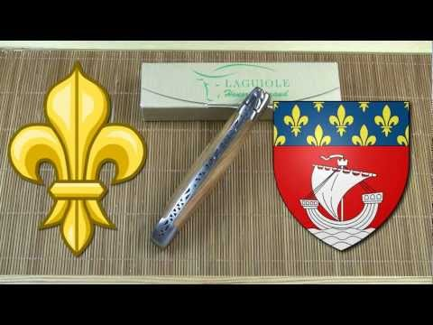 A Bee Or Not A Bee? - A Laguiole Knife By Honoré Durand And A Historical Digression