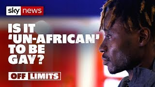 "Is it ""un-African"" to be gay?"