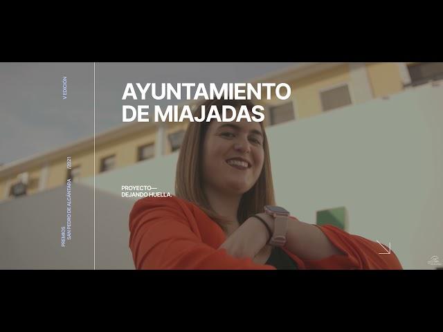 Premio a las Acciones Favorecedoras de la Igualdad y la Relevancia de la Mujer