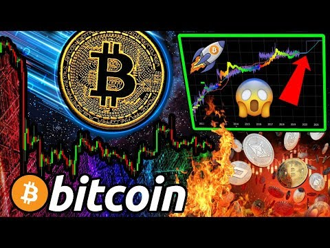 Are BITCOIN WHALES Trying To PUSH DOWN Price?! Is The BTC Halving Already PRICED IN?!