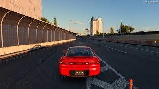 Gran Turismo Sport - Mitsubishi GTO Twin Turbo '91 Gameplay [4K PS4 Pro]