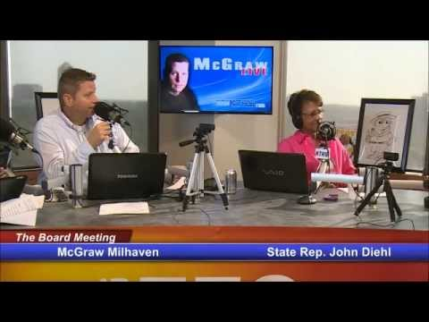 """Author of """"Sisterland"""", Curtis Sittenfeld Joins The McGraw Show"""