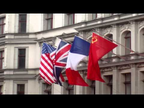 USA, UK, France, and USSR Anthems - Red Army Choir
