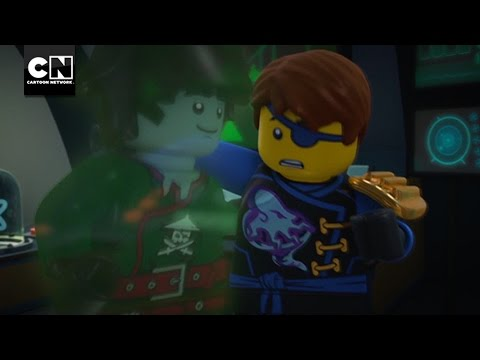 The Prisoner Has Escaped! | Ninjago | Cartoon Network