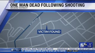 Knoxville Police Investigating Fatal North Knoxville Shooting