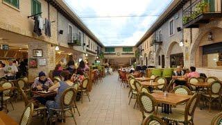 מרכז המזון בנצרת עילית 2014