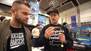 BAB auf der Fisch & Angel 18 (Uli Beyer/Rheinlandboote/Monkey Lures/Hechtundbarsch.de Gewinnspiel)