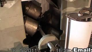 Rotational Moulding Machine - Plastic Water Tank Making Machine - Roto molding Machine