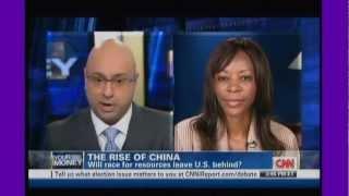 CNN Your Money: Jim Rogers & Dambisa Moyo discuss commodities