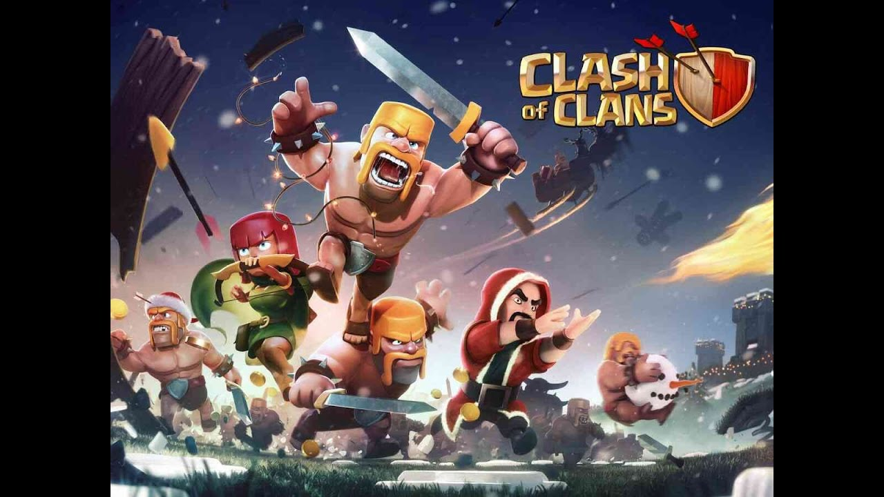 Clash Of Clans January2017 Update New Year Event Sneak Peek 1 ...