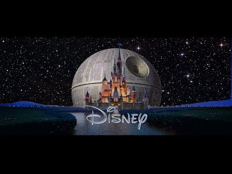 New Star Wars Intro: Disney  Lucasfilm  Bad Robot