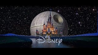 New Star Wars Intro: Disney / Lucasfilm / Bad Robot