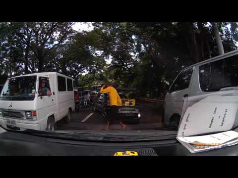 Morning Accident @ Manila East Road Tanay Rizal