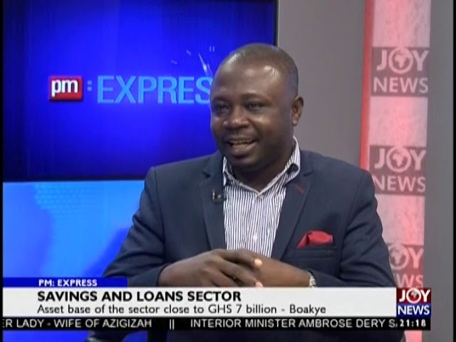 Savings And Loans Sector - PM Express on JoyNews (14-2-19)