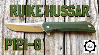 Ruike Hussar P121   Full Review