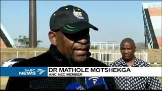 ANC National Executive Committee member Dr Mathole Motshekga says D...