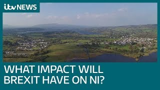 Northern Ireland will watch closely as permanent Brexit deal is struck | ITV News