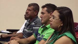 Curso de oratória da Câmara contempla vereadores, servidores e público externo