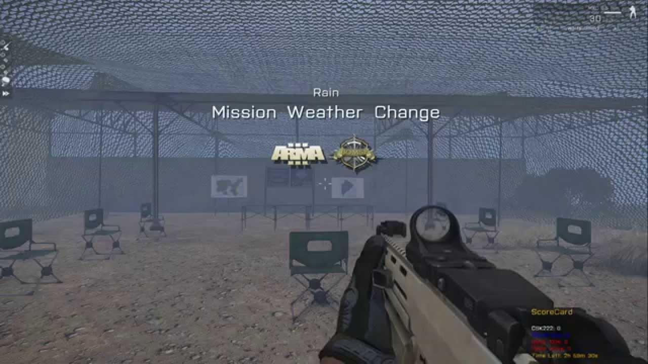 Arma 3 Server Slots