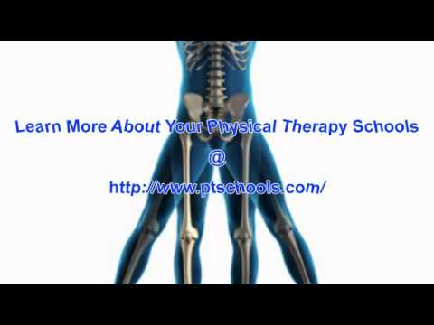 Physical Therapy Schools - Get Your Degree Here