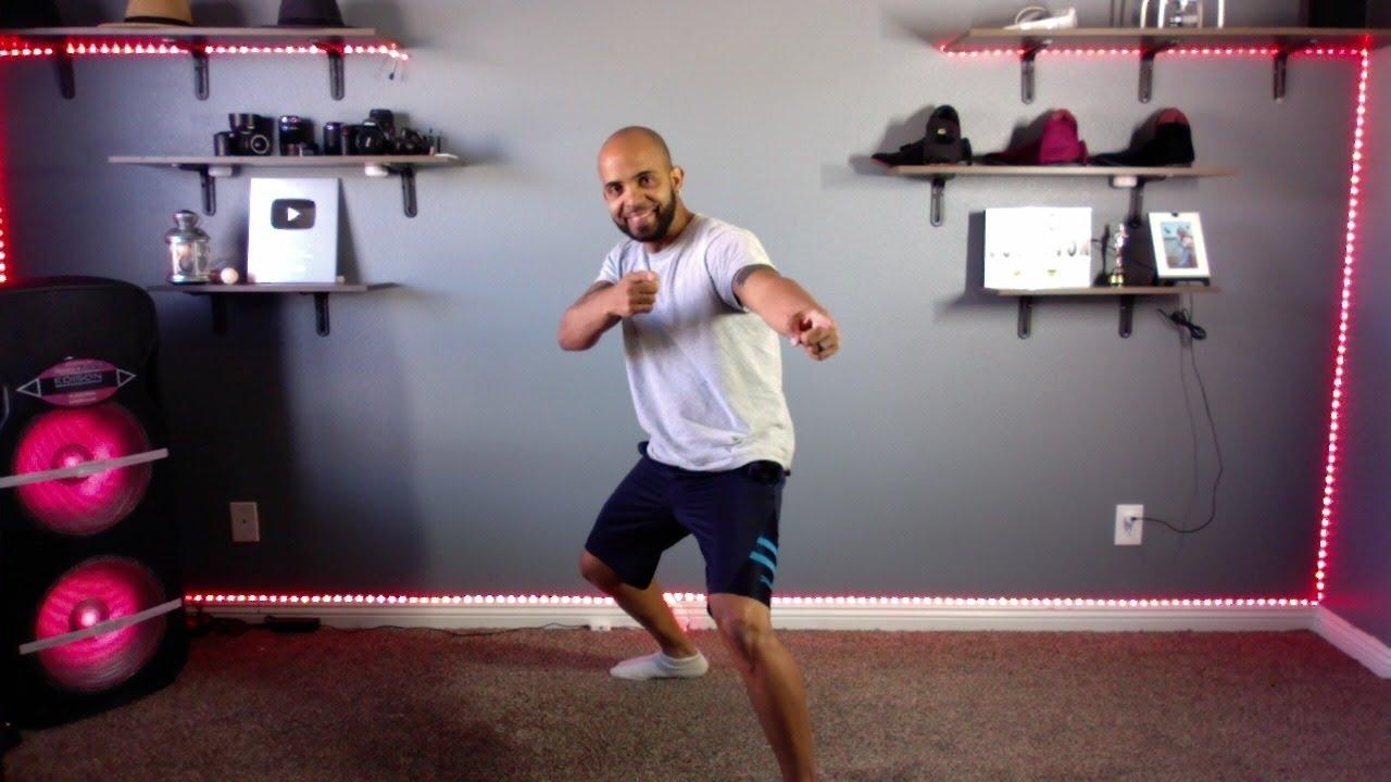 Dance Fitness Clase completa/ DanVolution Fitness HOME CARDIO