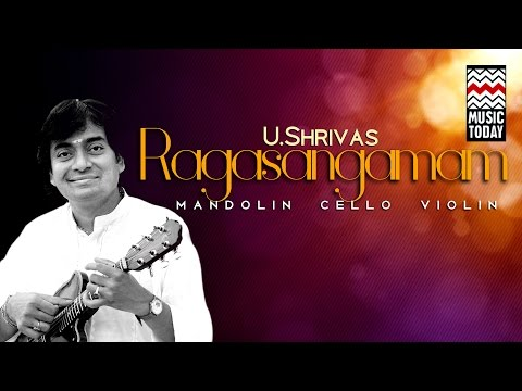 Raga Sangamam | Audio Jukebox | Carnatic | Instrumental | U Srinivas