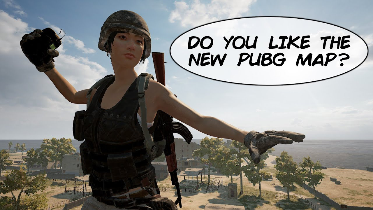 Do You Like The New PUBG Map? (Playerunknown's Battlegrounds) thumbnail