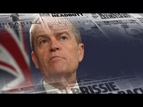 Mark Latham: Australian Labor Leader Bill Shorten Betrays Workers