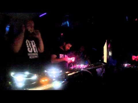 DAVE MANUEL b2b GIGI GALLI @ RIBBON CLUB - Opening Winter 2013/14 Session