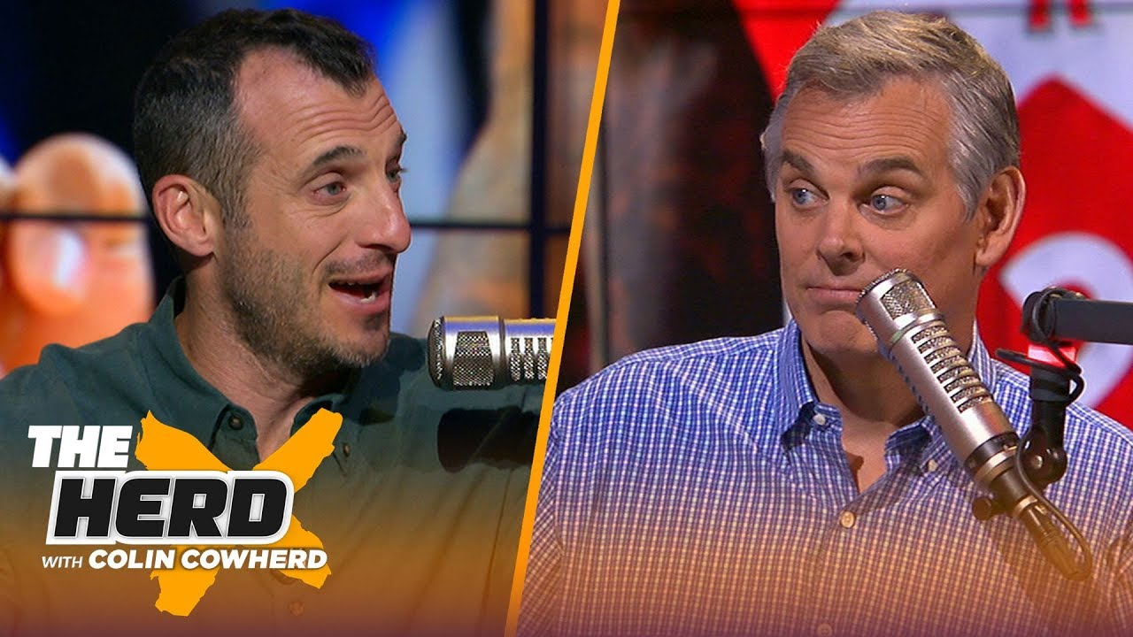 Playoff physicality affects Steph Curry, talks Rockets style & Kawhi —Doug Gottlieb | NBA | THE HERD