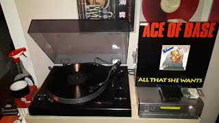Ace Of Base.....All that she wants (12 inch version)
