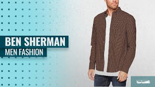 Ben Sherman Men Fashion [Hot New Arrivals 2018]: Ben Sherman Men