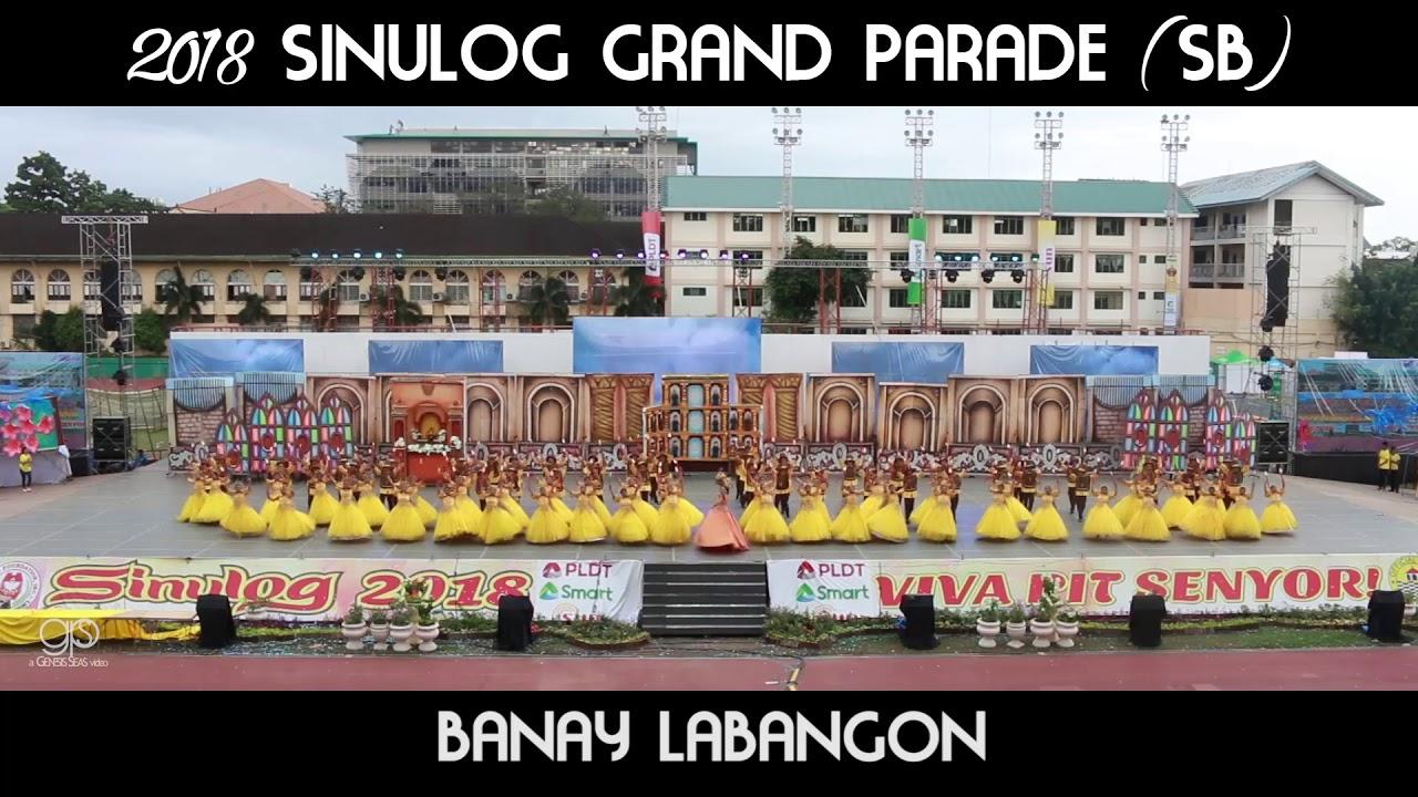 Download 2nd Place (Banay Labangon) - 2018 Sinulog Grand Parade (SB)