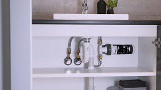 PureMix Z2 - Bathroom Inline Undersink Filter System