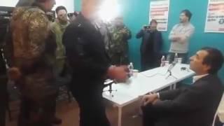 Казаки атаковали штаб Навального в Краснодаре
