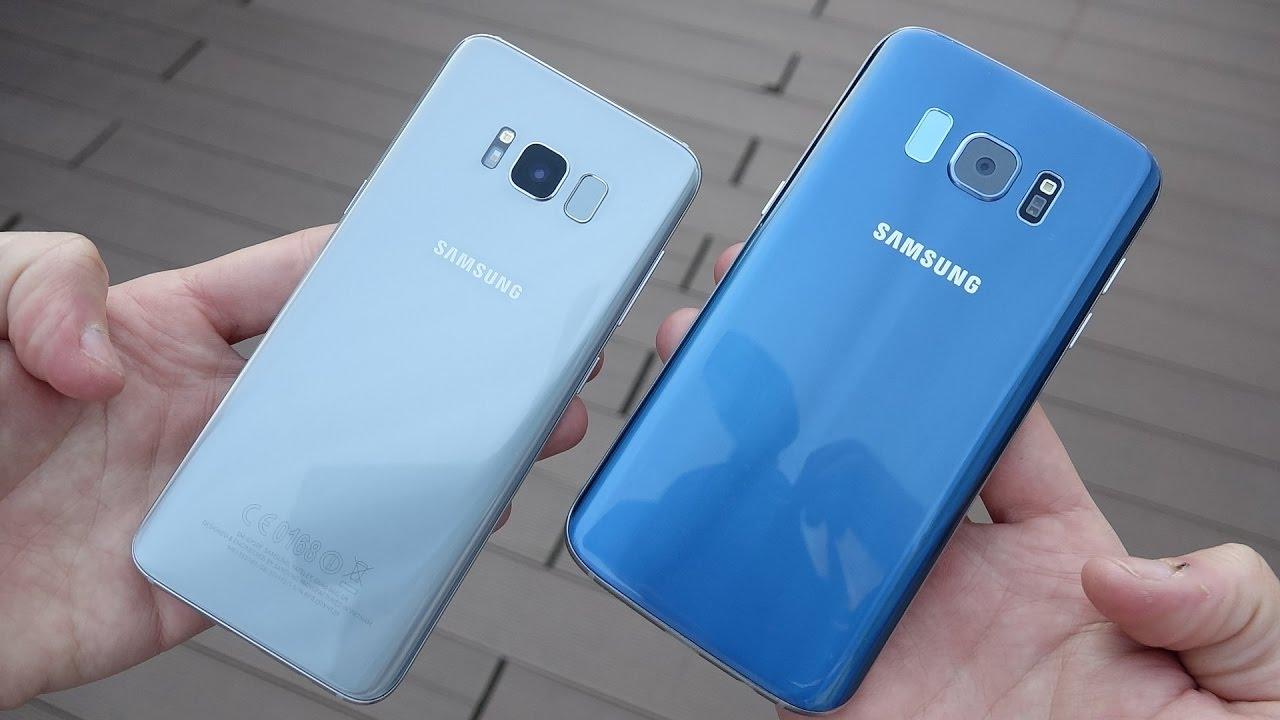 Samsung Galaxy S8 ORIGINAL Vs CLONE Da EsperienzaMobile