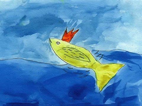 Анекдоты про золотую рыбку [4]