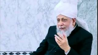 Guidance about Facebook by Hadhrat Mirza Masroor Ahmad(aba)