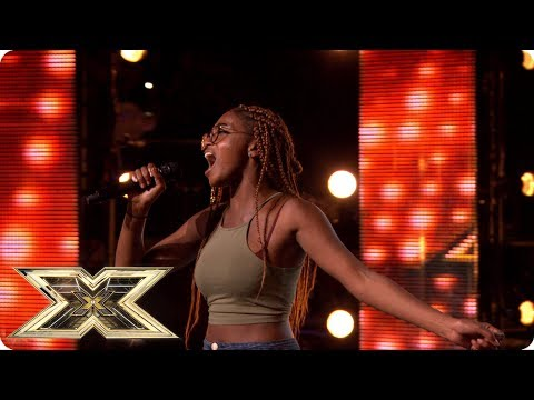 Lanya Matthews OWNS The X Factor! | Auditions Week 3 | The X Factor UK 2018