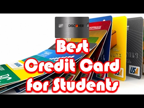 ATTENTION COLLEGE STUDENTS: GET THE DISCOVER STUDENT CREDIT CARD