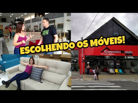 #MINHASALAPERFEITA: ESCOLHEMOS TODOS OS MÓVEIS DA SALA   Tati Barbosa thumbnail