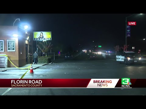 Robbery Turns Deadly In Sacramento County; Suspect At Large