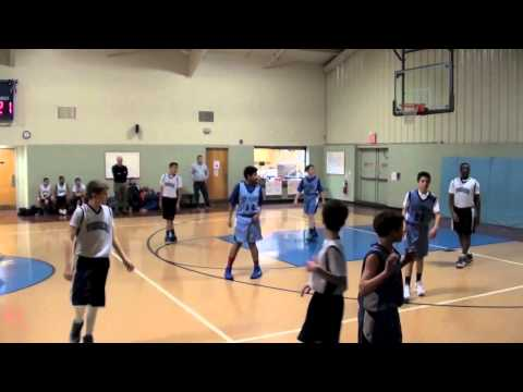 2014 01 25 Venerini Academy Q 7th vs Saint Mary's 7th & 8th