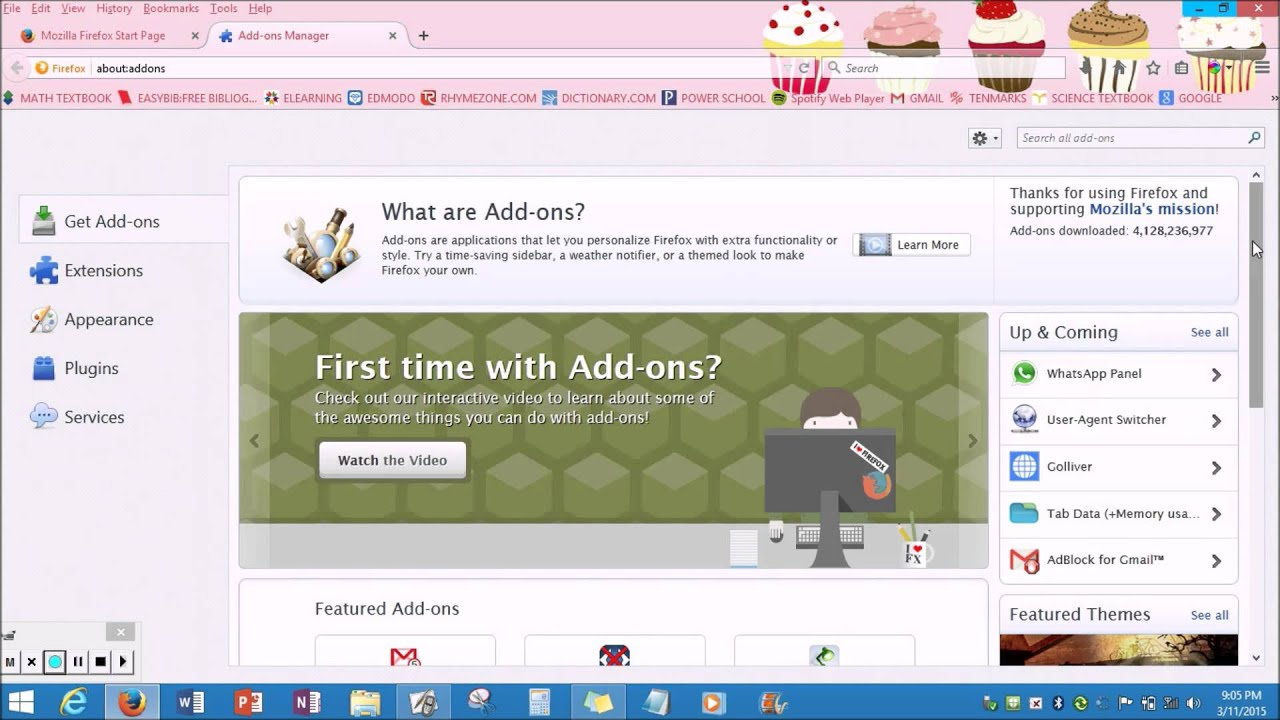 How To Change Wallpaper In Firefox Youtube