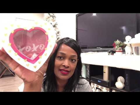 Mini Valentine's Day Dollar Tree Haul