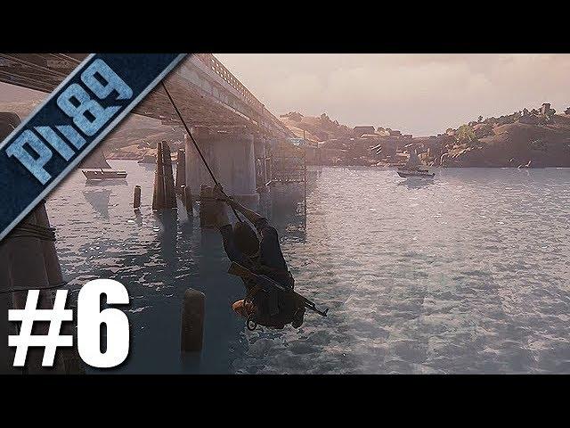 MINDENKI EL AZ ÚTBÓL! | Uncharted 4: A Thief's End #6